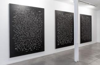 Jorge Méndez Blake Vista de Instalación 'Nocturnos' Travesía Cuatro Madrid, 2016