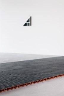 Installation of Ricardo Alcaide at von Bartha, Basel, 13 January – 18 March 2017, photo credit Andreas Zimmermann, courtesy of von Bartha