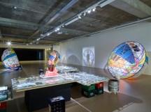 Sensory Spaces 12 - Abraham Cruzvillegas, Museum Boijmans Van Beuningen, Foto: Studio Hans Wilschut.