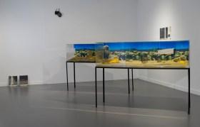 Fernando García Dory, Tierras raras. Vista de la instalación. Cortesía de ARTIUM-Vitoria