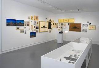 Rosell Meseguer, Ovni Archive. Vista de la instalación. Cortesía de ARTIUM-Vitoria