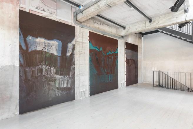 José Yaque - Minerals. Vista de la instalación. Foto: Delfino Sisto Legnani / Marco Cappelletti