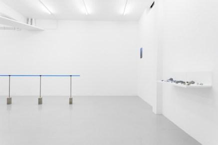 Irene Kopelman Indexing Water, 2017 Vista de la exposición en Kunsthalle Lissabon. Foto: Bruno Lopes.