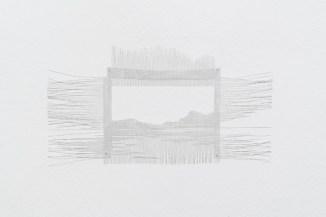 Elisabeth Cerviño, Mallas, 2017. Cortesía de la artista y de GALLERIA CONTINUA, San Gimignano / Beijing / Les Moulins / Habana Foto: Ela Bialkowska, OKNO Studio