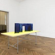 Armando Andrade Tudela, On Working and Then Not Working. CRAC Alsace, 2018. Vista de exposición cortesía de CRAC Alsace. Foto: A. Mole