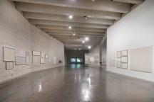 Hessie. Survival Art (Arte de supervivencia). Vista de la exposición en MUSAC, 2018