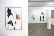 """© Alejandro M. Parisi, Vista de la exposición """"The Precise Order of Things"""". Cortesía de la Galería Sobering, París"""