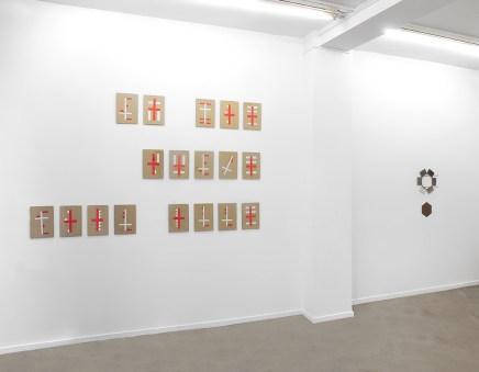 Imágenes de la exposición. Cortesía Bendana | Pinel Art Contemporain y la artista