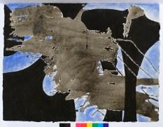 Agustín Cárdenas, Sans titre (S.P.), s. d. Gouache et aquarelle sur papier 50×65 cm