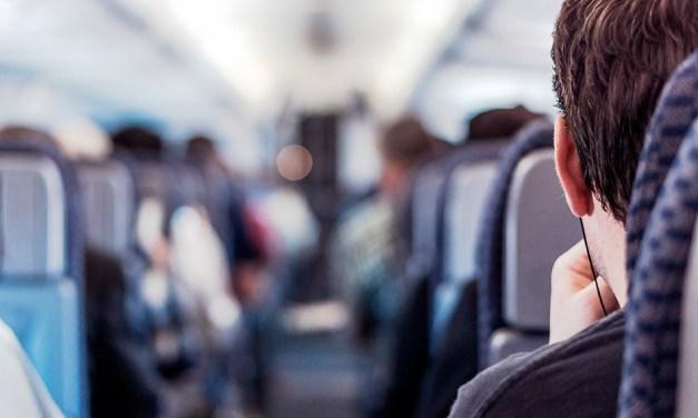 Etiqueta para ser un buen viajero aéreo