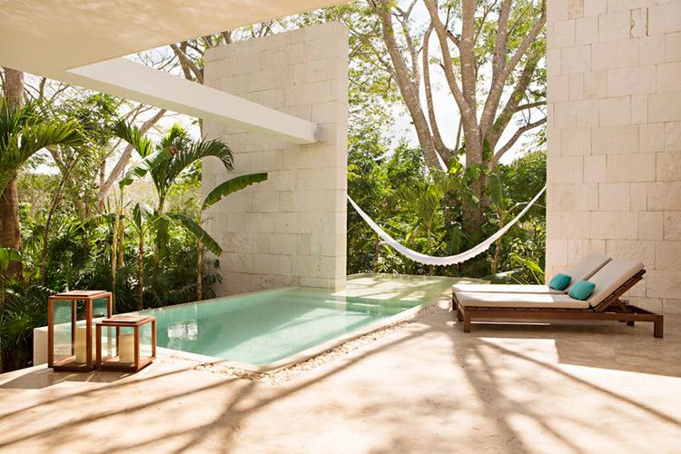 Chable, yucatan, hoteles boutique 2017