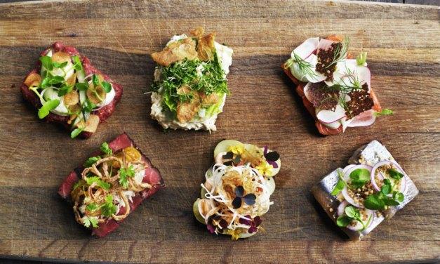 Smorrebrod: El sandwich danés que necesitas en tu vida
