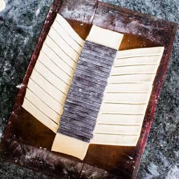 receta de trenza de chocolate