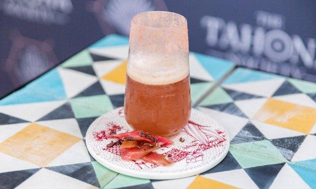 Dulce Esfuerzo: ruibarbo y tequila en un coctel ganador