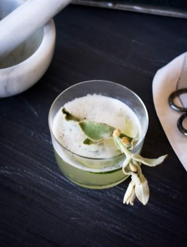 cocteles aromáticos con gin hendrick's