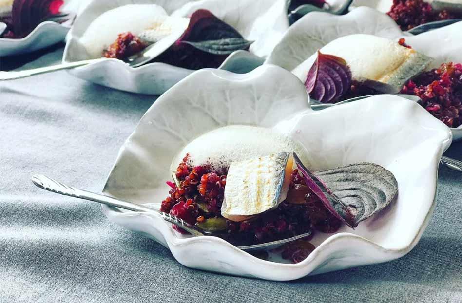 Food spirits & wine festival en Tulum