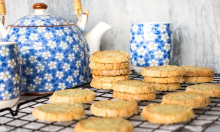 Galletas de te earl grey