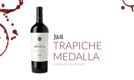 Julio: Trapiche Medalla Malbec