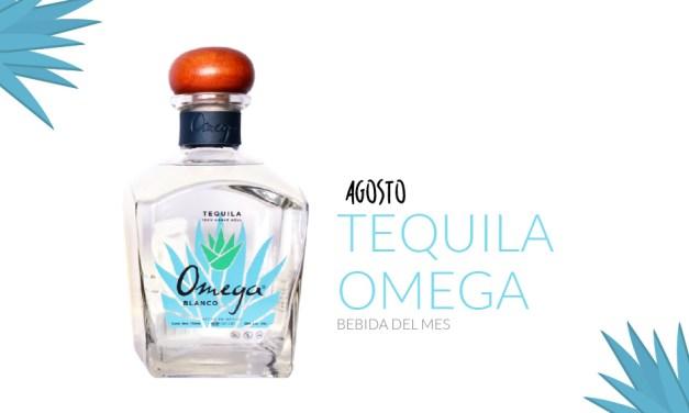Agosto: Tequila Omega Blanco
