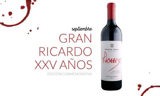 Septiembre: Gran Ricardo 25 años