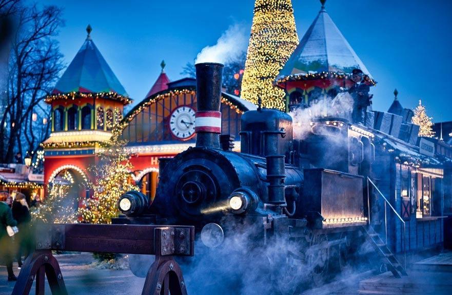 Los mercados navideños más bonitos del mundo, copenhague