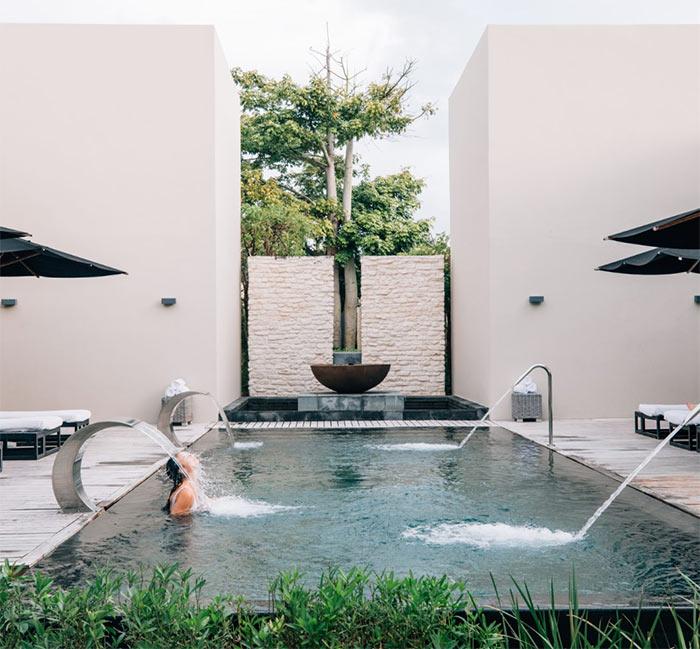 spas en méxico, nizuc, riviera maya