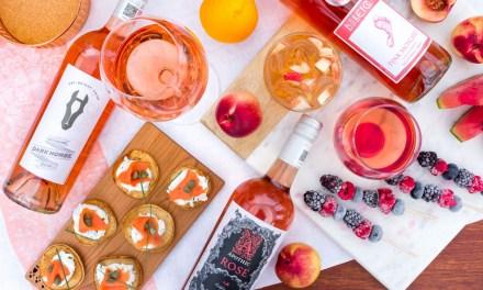 Brunch y vino rosado: lo mejor del verano