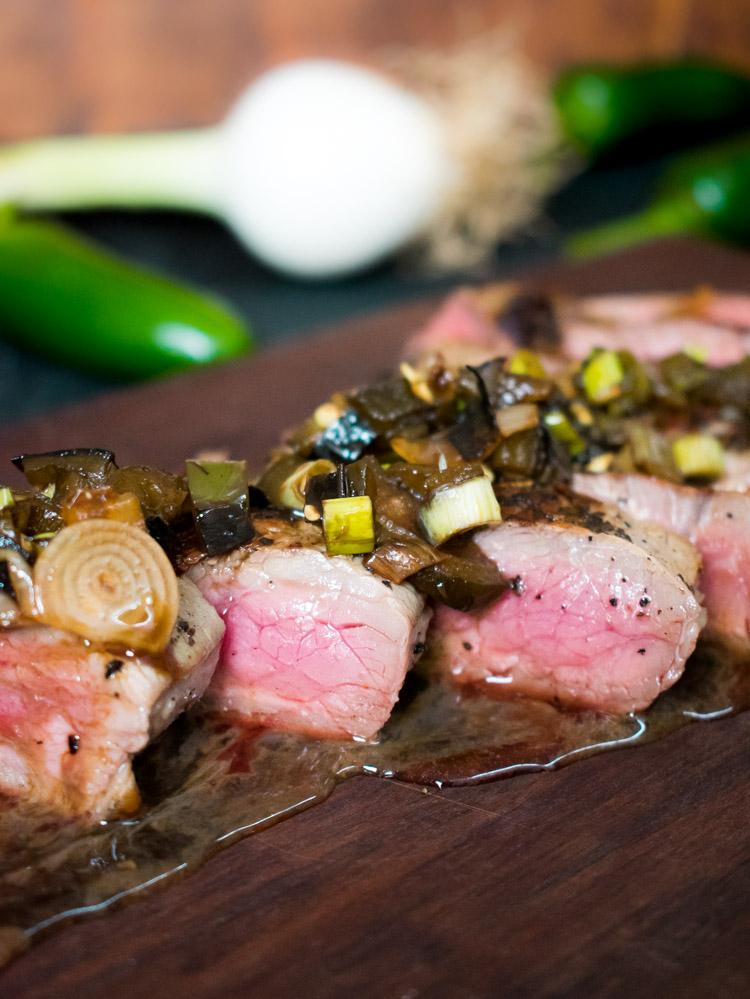 Receta de salsa arriera para carne
