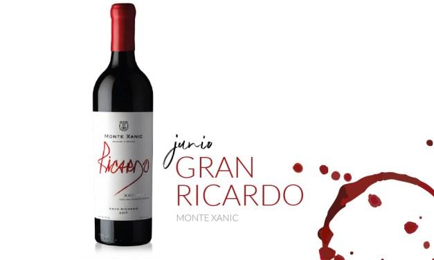 Junio: Gran Ricardo de Monte Xanic
