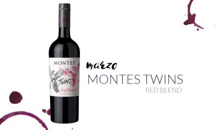 Marzo: Montes Twins Red Blend