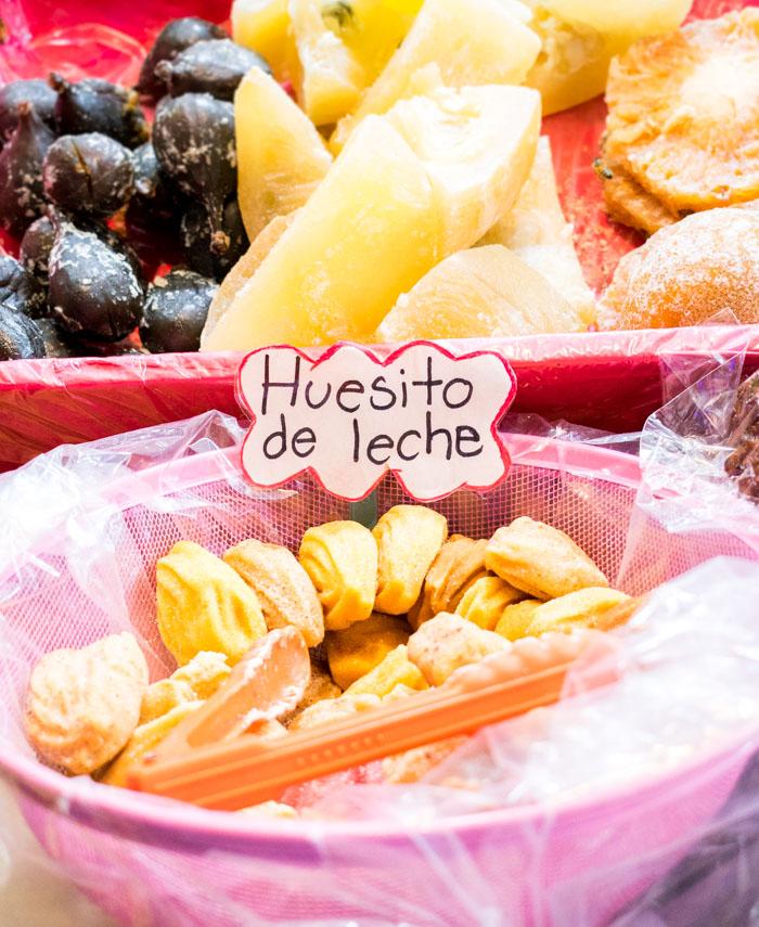REcorrido por Morelia; el mercado de dulces y artesanias