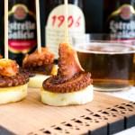Pulpo a la gallega y cerveza Estrella Galicia, un combo ideal