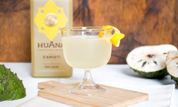 Martini de guanábana