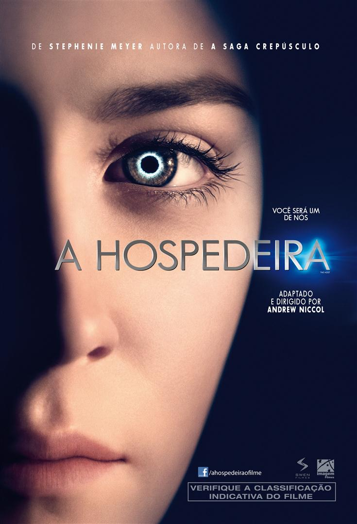 Poster do filme A Hospedeira