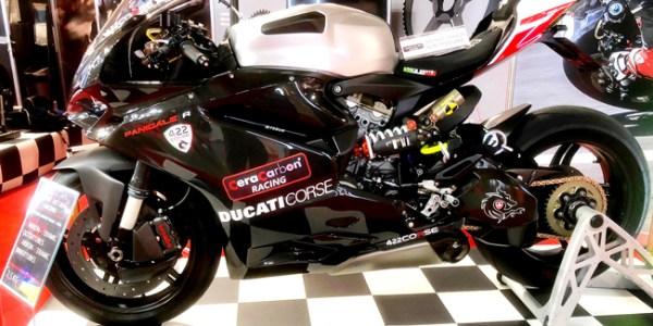 Nueva tecnología que aligera el peso de las motos