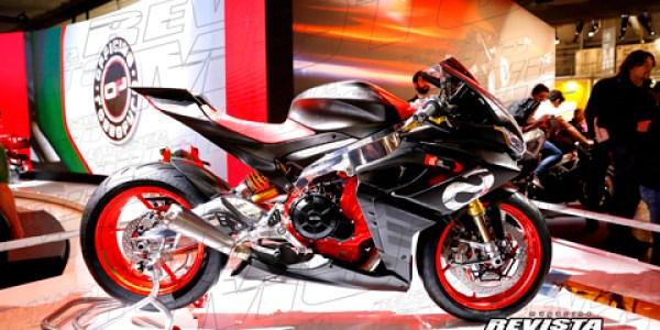 Conoce la Aprilia RS 660 Concept, una deportiva ágil y refinada