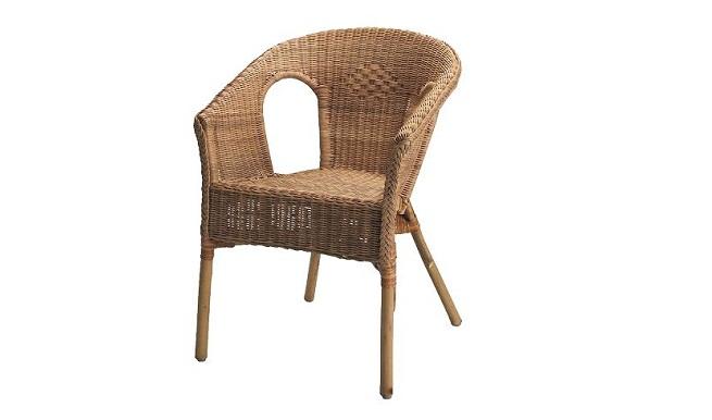 Asientos de rat n de ikea revista muebles mobiliario for Mecedoras ikea precios