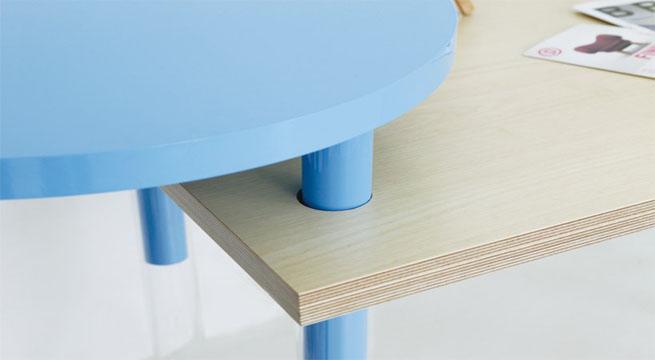 Muebles que se encajan para pisos peque os revista - Diseno pisos pequenos ...