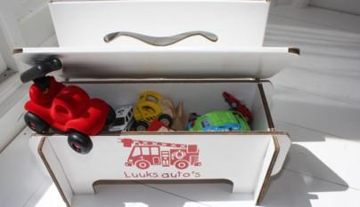 Ideas para guardar los juguetes revista muebles mobiliario de dise o - Almacenaje juguetes ninos ...