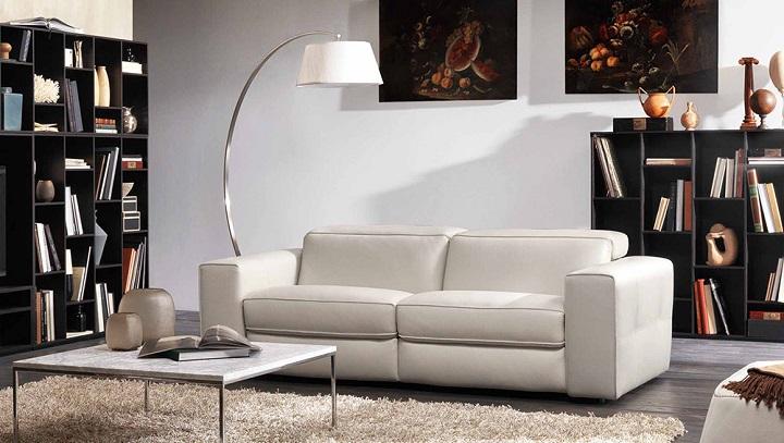 Sof s de dise o italiano revista muebles mobiliario de for Mobiliario italiano