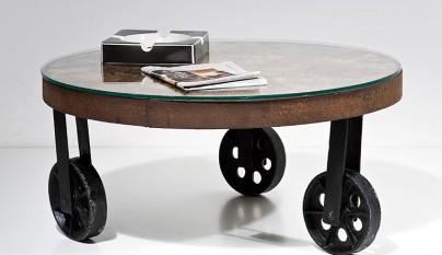 Muebles industriales vintage revista muebles for Muebles industriales retro