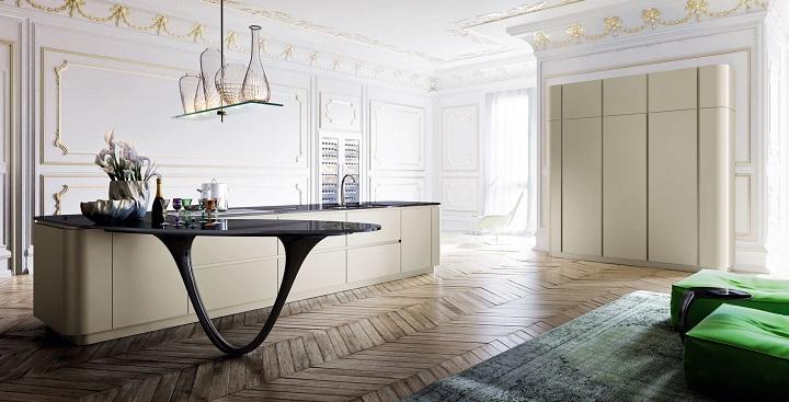 Espectaculares muebles basados en ferrari para la cocina for Cocinas ferrati
