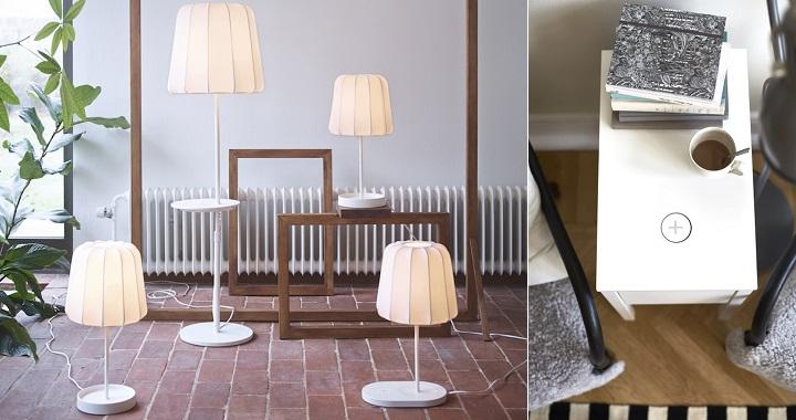 Muebles y l mparas con cargadores inal mbricos de ikea - Muebles ikea 2015 ...