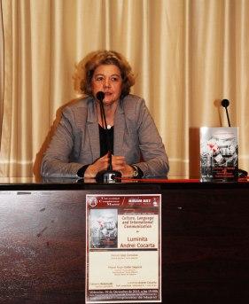 Prof. Univ, Luminita Cocarta