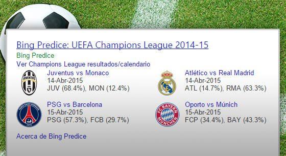 Bing-predicts