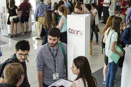 Más de 400 jóvenes participan en una jornada de fomento del empleo en la planta de Opel 2