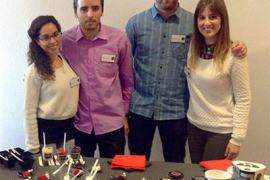 Un producto alimenticio elaborado por estudiantes de la UMH llega a la final de un concurso de desarrollo de nuevos productos 1