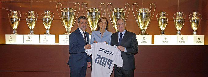 Microsoft y Fundación Real Madrid 4