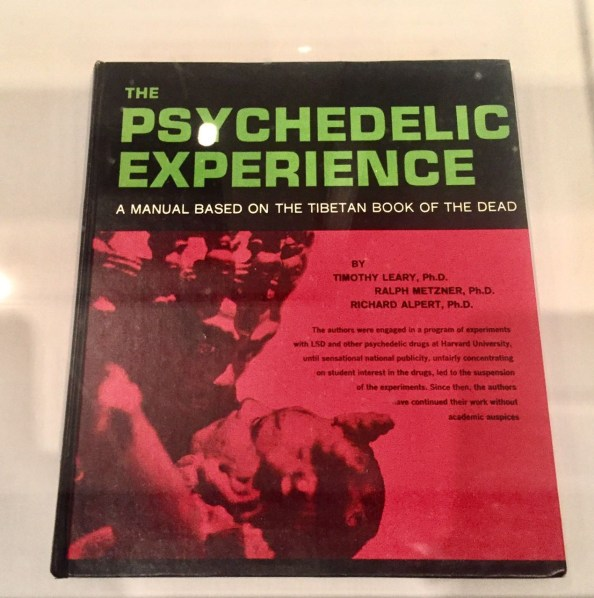 The psychedelic experience: a manual based on the Tibetan book of the dead, 1972.