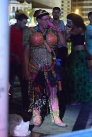 Seres do Carnaval.
